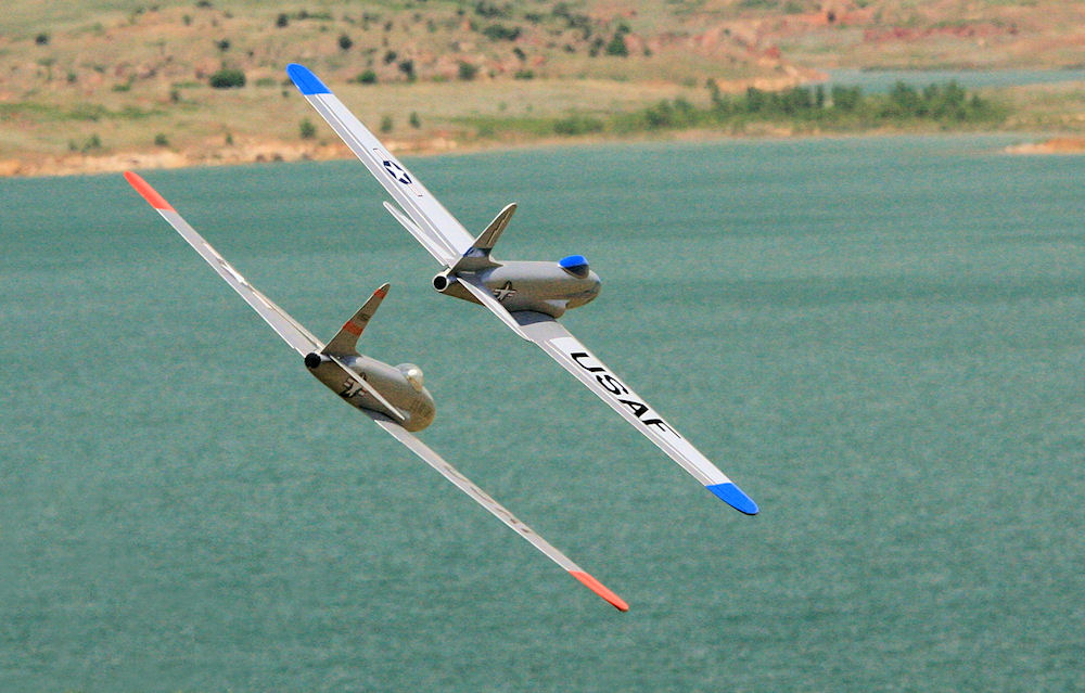 Slope Soaring with Jets! - Model Airplane News