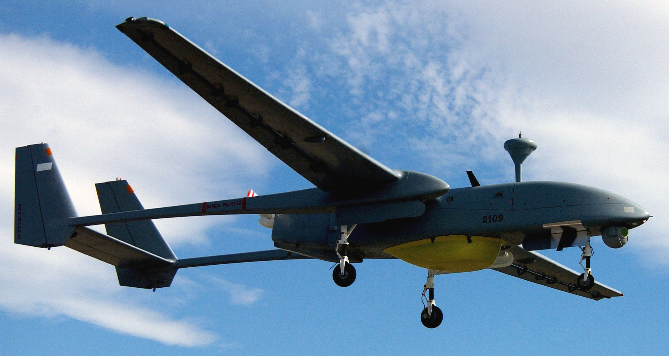 UAVs In Action