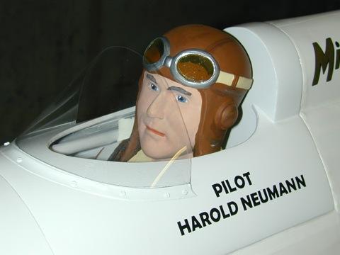 Functional Scale Cockpit Hatch