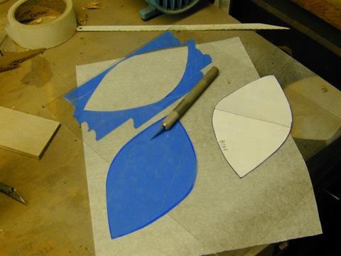 how to make a airplane windsheild