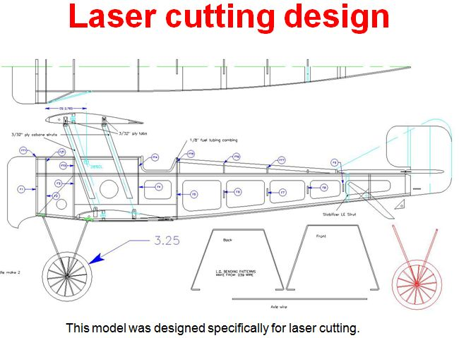Cad Design For Rc Airplanes