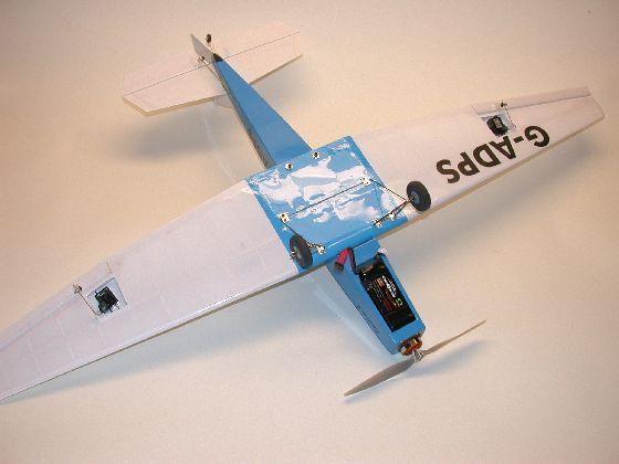 Homebuilt Swallow 2 Model Airplane News