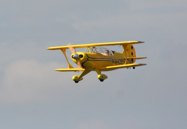 Balancing Biplanes -- Finding the CG Range for Safe Flights