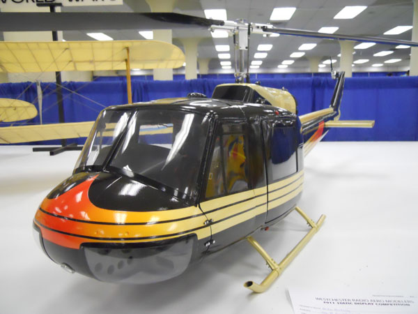 2011 WRAM Show Static Scale Competition Results, model airplane news, model airplanes, model aviation, 2011 WRAM show, photo 6, 1st place helicopter, keith hertzog, uh-1
