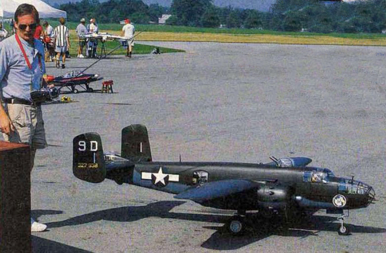 Enlarging RC Model Airplane Plans, model airplane news, model aviation, model airplanes, photo 2, 9d, old fashion