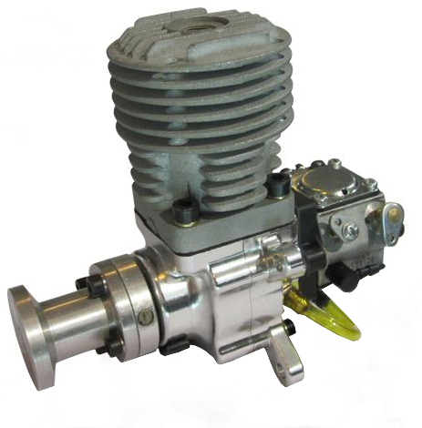 15cc Aerovate Gas Engine kmp, kmp, aerovate, 2-stroke gasoline