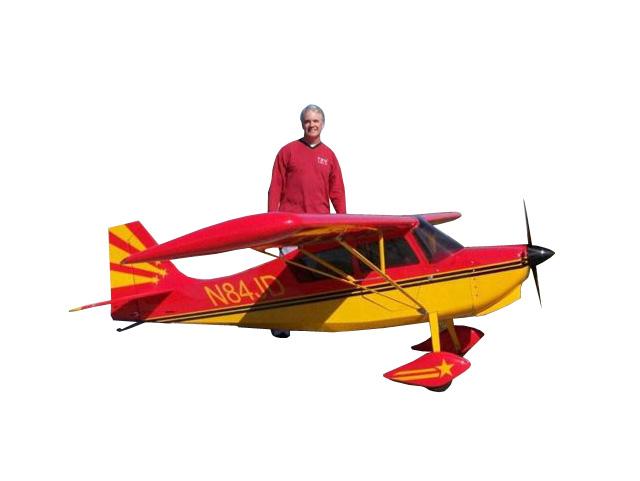 Pilot-RC Decathlon - Model Airplane News