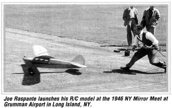 The Good old Days --The Birth of RC