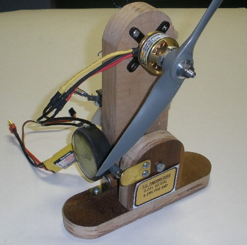 Electric Power And The Propeller Model Airplane News