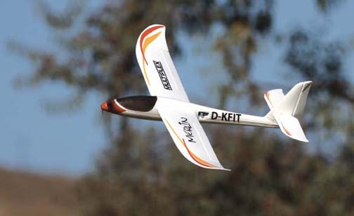 RC Plane Flight