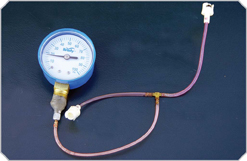 Pressure-Gauge Helper