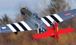 model airplane news, model airplanes, model aviation, rcx, photo 1, hangar 9 p-51 mustang mk II pts