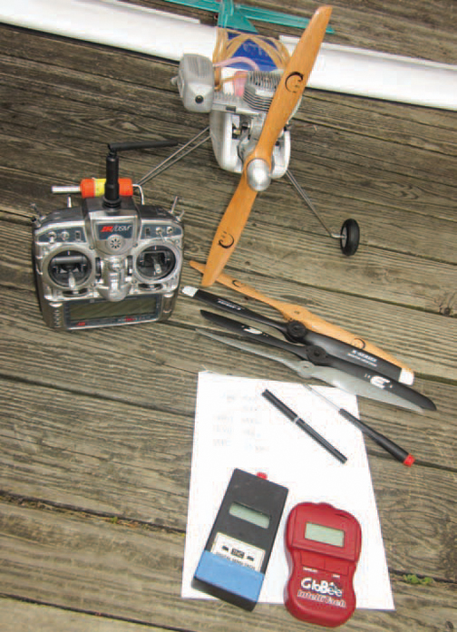 Pick your power: electric, gas or glow! - Model Airplane News