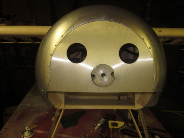 Arizona Model Aircrafters -- Engine Cowling