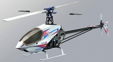 .30-size ELECTRIC HELI