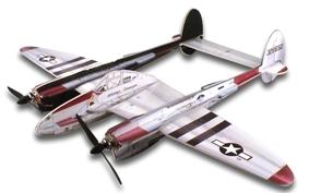 Profile P-38