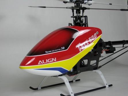 Align RC T-Rex 500 heli