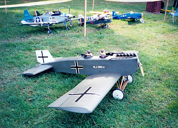 Junkers J-10 Tin Donkey