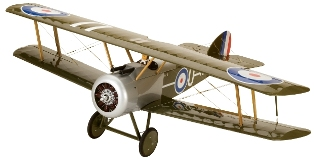 Hangar 9 .60-size Sopwith Camel