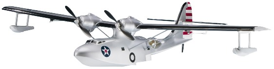 Great Planes electric PBY Catalina