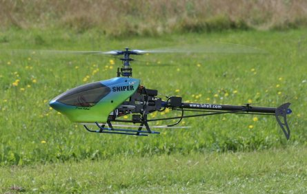 Sniper 3D helicopter