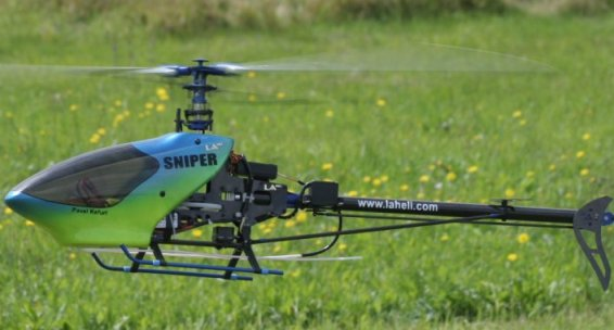 Sniper 3D Helicopter*