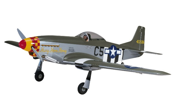 Top Flite Gold Edition P-51D Mustang