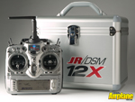 JR DSM 12x Radio