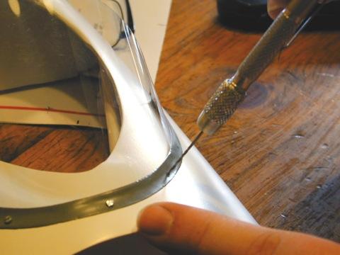 Workshop Secrets — Scale Windshield Fairing Strips