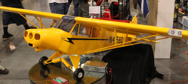 Cermark distributing Dave Patrick Models Super Cub