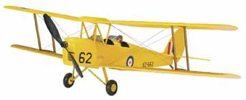 ElectriFly deHavilland Tiger Moth EP ARF