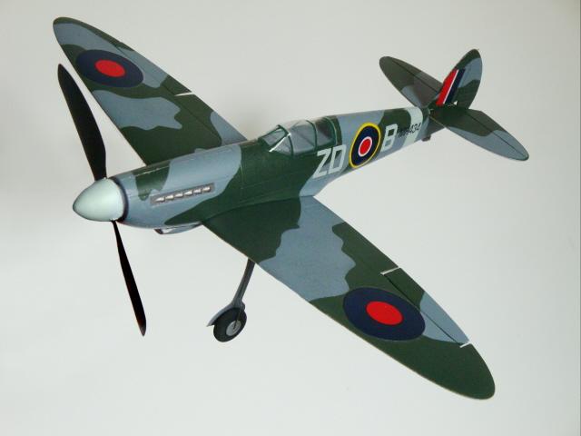 Hobby Lobby Micro Spitfire