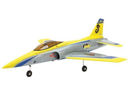 Habu Electric Ducted Fan BNF Jet