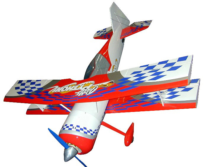 Kangke Industries USA 50cc Pitts Python ARF - Model Airplane