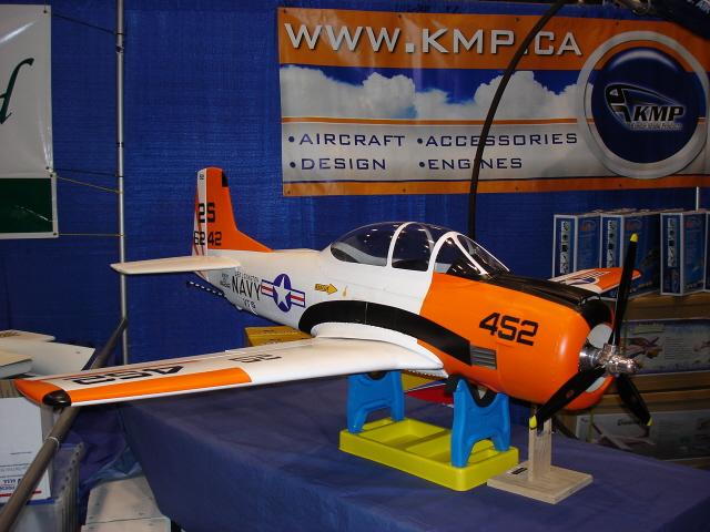 Kondor Model Products T-28