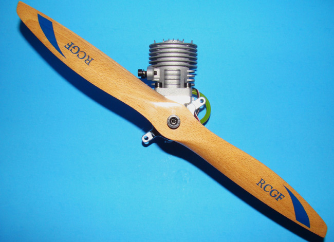 BP Hobbies RCGF Propellers