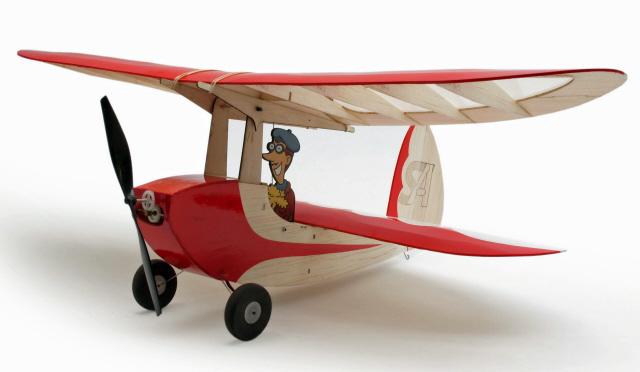 Stevens AeroModel S-Pou
