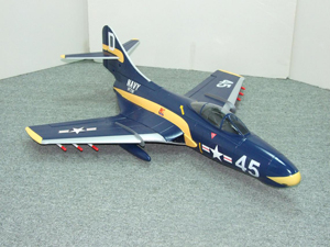 Fan Jets USA F9F-8 Cougar