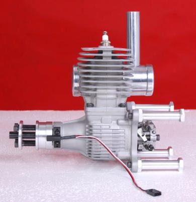 Kangke Industries USA 50cc Engine