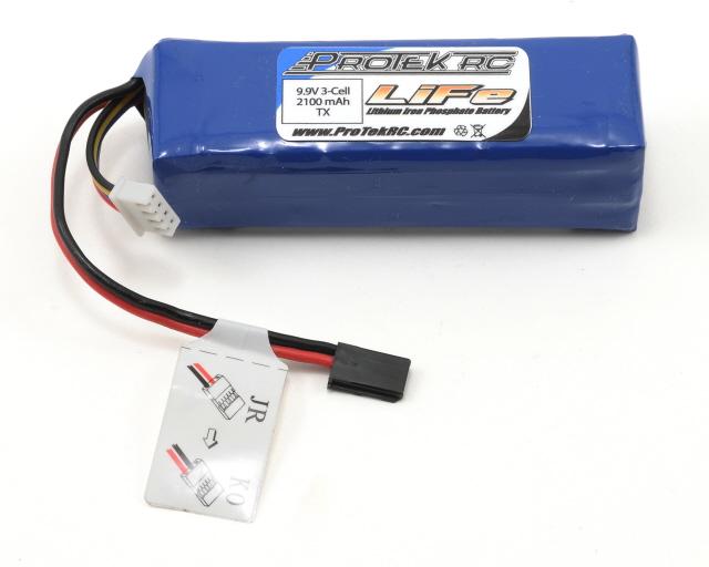 ProTek R/C LiFe Transmitter Pack