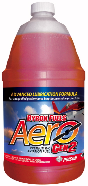 AERO Gen2 Fuels from Byron Originals