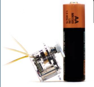 Hitec HS-35HD Ultra Nano Servo