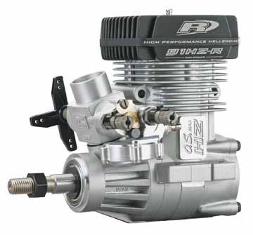 O. S. ENGINES 91HZ-R RINGED & CONVERSION KIT