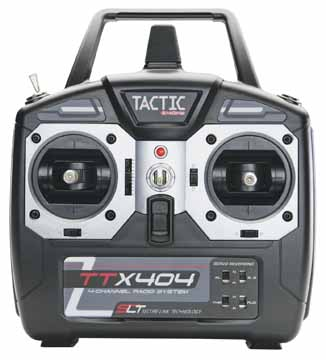 TACTIC TTX404 2.4GHz RADIO SYSTEM
