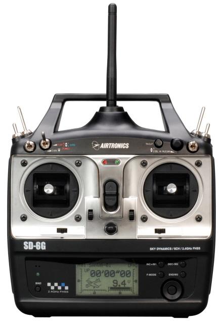 Airtronics SD-6G