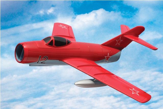 Hobby Lobby MIG-15 EPO Jet ARF