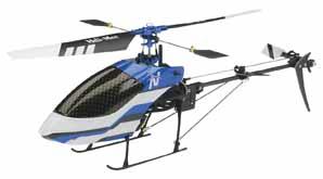 HELI-MAX NOVUS 125 FP BRUSHLESS SUB-MICRO RTF