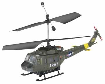HELIMAX NOVUS UH-1D HUEY RTF NANO HELI