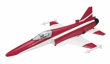 ELECTRIFLY F-20 TIGERSHARK SPORT-SCALE  DUCTED FAN ARF