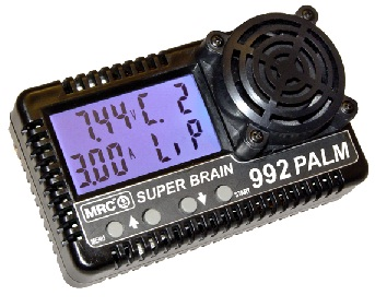 Super Brain AC/DC Palm Charger